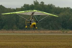 hang, gliding