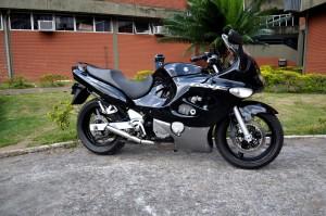 modern, motor, bike
