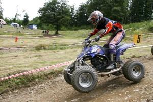 Moto race, hills