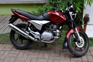 nouvelle, Honda, moto