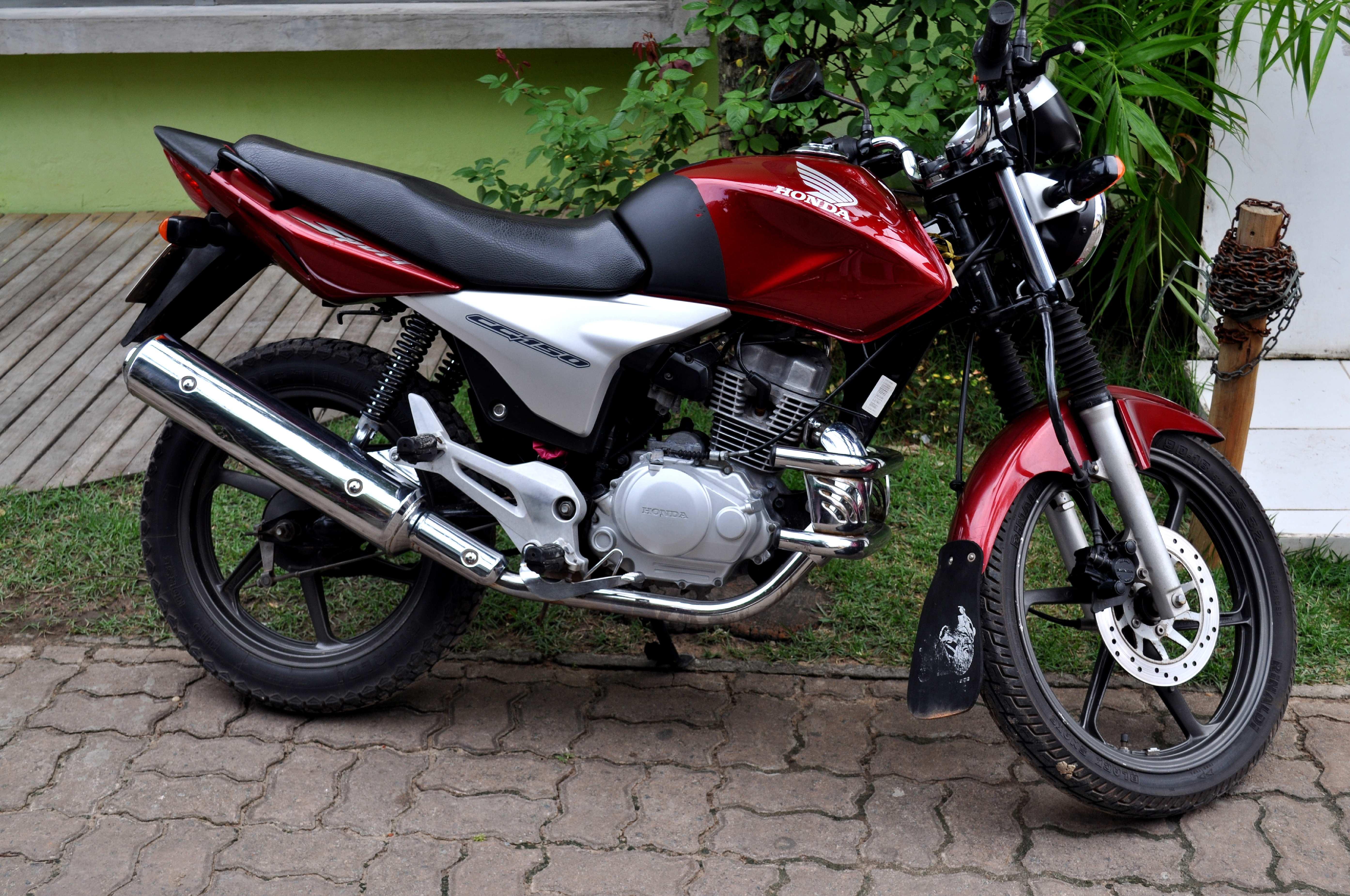 Free photograph; new, Honda, motorcycle
