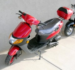 scoooter, motocykel