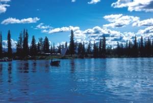 boating, kenai, river
