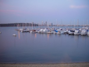 boats, moored, royal, perth, yacht, club