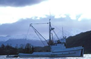 bateau de pêche, les gens