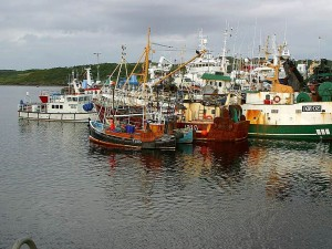 fishing boats, killybegs