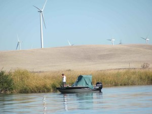 men, boat, river, wind, farm, background