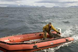 person, fast, rescue boath