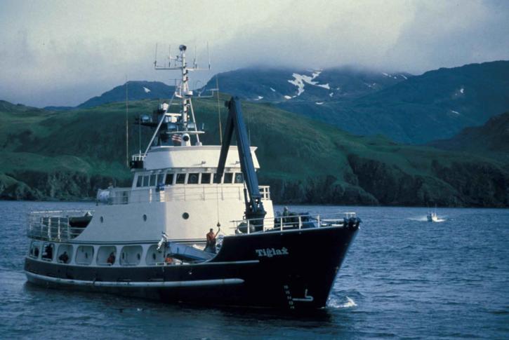 istraživanja, plovilo, velika, brod
