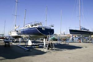 pelaut, perahu, port