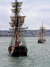 navires, maritime, musée