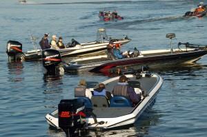 speedboat, air, mulai, turnamen