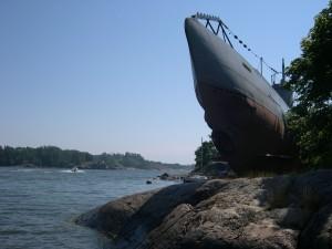 лодка, Весикко, Суоменлинна