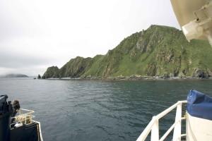 boat, rocky, shore