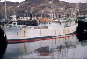 white, rusty, ship, marine