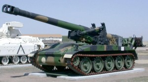 m110, inch, self, propelled, howitzer, tank, military