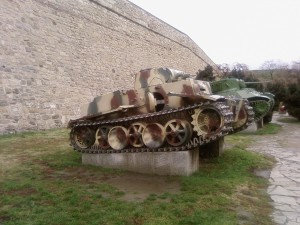 two, world, war, fight, tanks, camouflage, colours