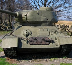 world, war, two, tank