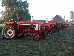 farmall, Traktoren