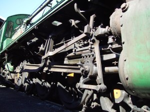 piston, mechanisms, steam, locomotive
