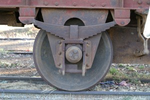 railcar, wheel