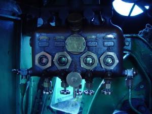 vapeur, régulateur, locomotive