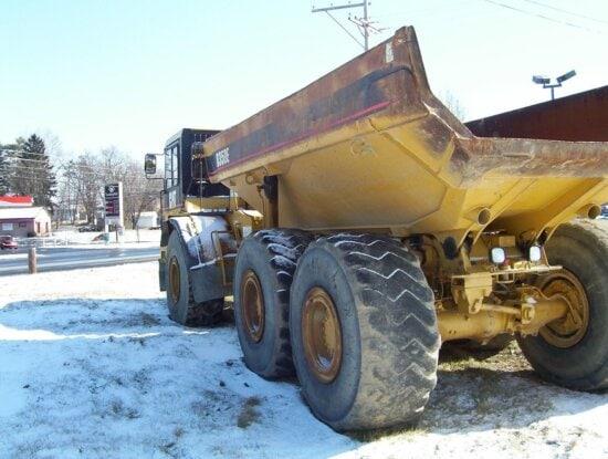 heavy, transport, truck