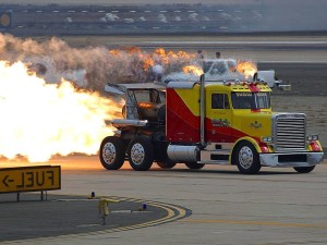 jets, engines, trucks
