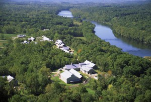 aerial, national, conservation, training, center, nctc, campus, image