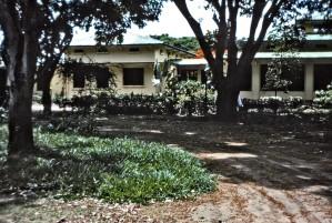 back, pavilion, Ngaliema, hospital, Kinshasa, zaire