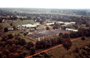 coton, usine, Nzara, au Soudan