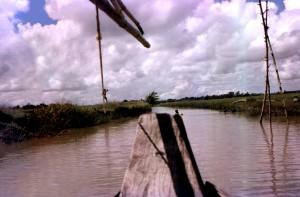 pays, bateau, équipage, passengerspulled, un, plusieurs, le Bangladesh, les voies navigables