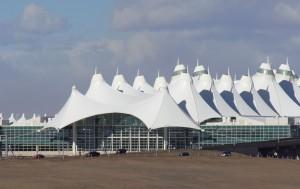 Denver, Aeroportul Internaţional,