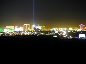 Vegas, notte