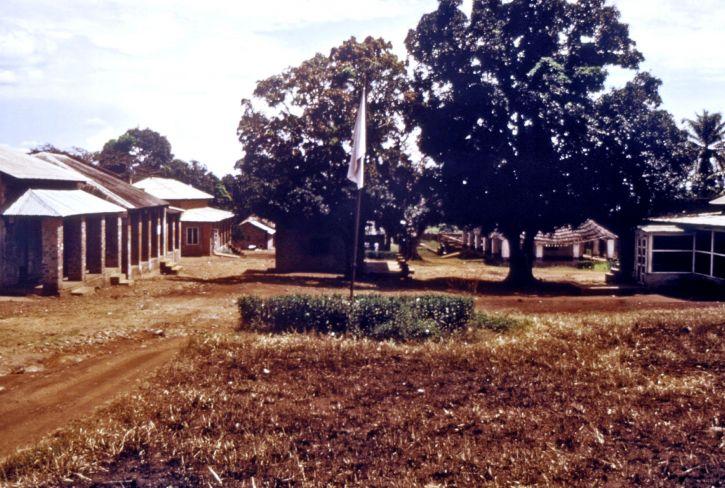 maridi, hospital, Maridi, Sudan