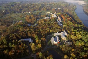 nemzeti természetvédelmi képzés, center, nctc, campus, levegő