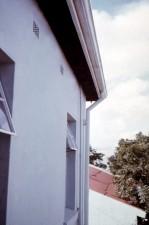 în afara, hostel, Salisbury, Rhodesia, Zimbabwe