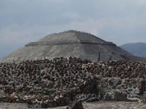 piramide, Teotihuacan