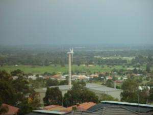 pluvieux, Perths, banlieues
