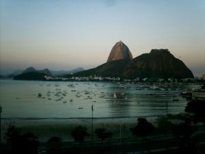 在里约热内卢