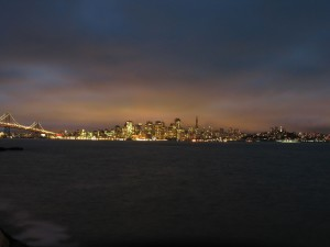 San Francisco, la nuit
