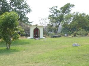 shrine, centro, vacacional, oaxtepec