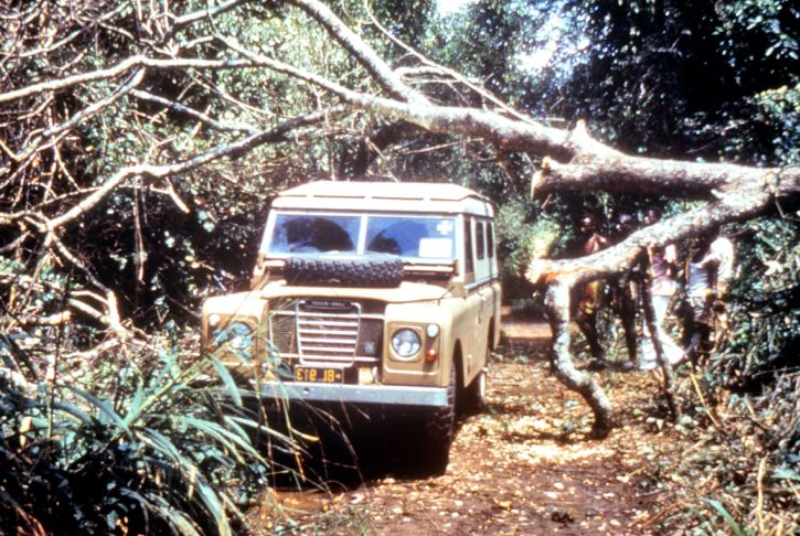 overvåking, lag, reiser, jeep, Zaire, den demokratiske republikken Kongo