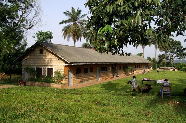 laboratory, building, Lusakela, agriculture, station
