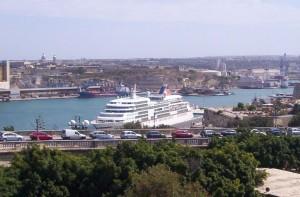 Валетта, Мальта, місто, відстань