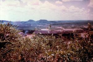 si affaccia, Wankie, Rhodesian, Zimbabwe