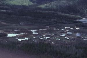 village, Tetlin