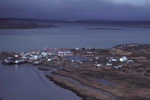 village, Alaska