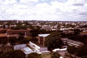 Besuch, Bulawayo, Sien, Simbabwe