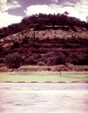 wankie, Rhodesia, Zimbabwe, roadside